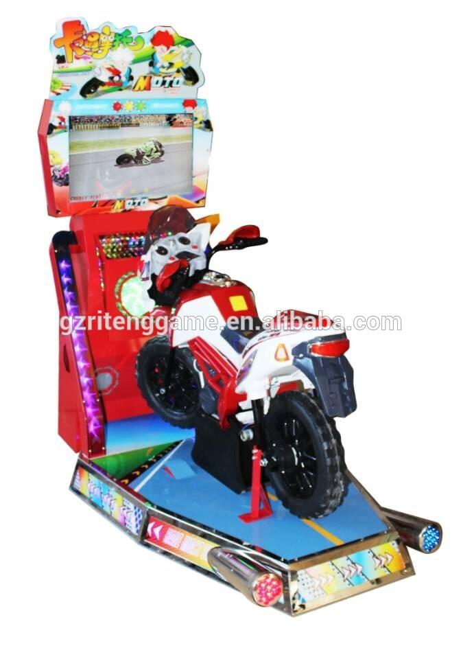 simulateur moto enfant