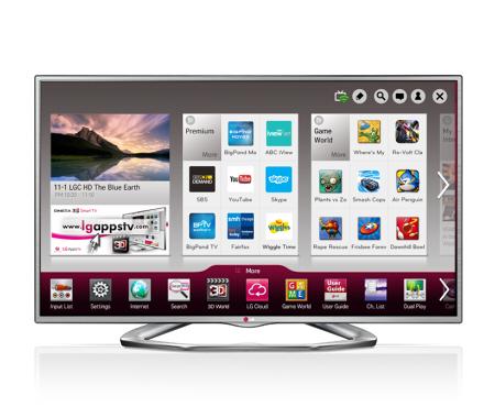 smart tv 80 cm