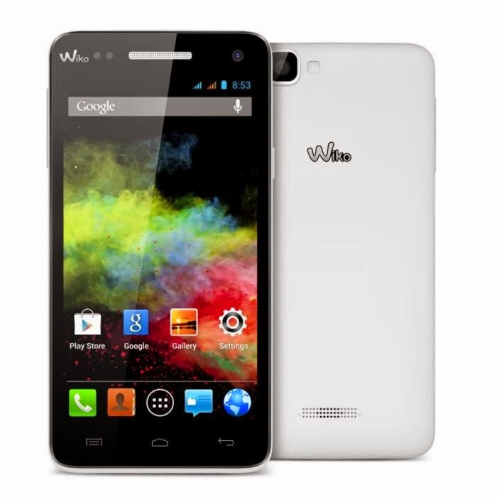 smartphone 5 pouces wiko