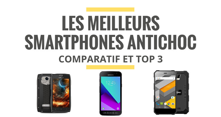 smartphone solide et fiable