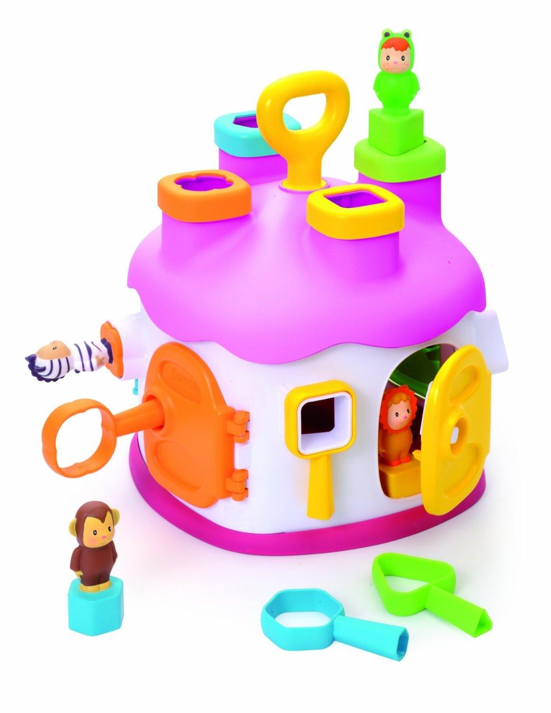 smoby maison des formes