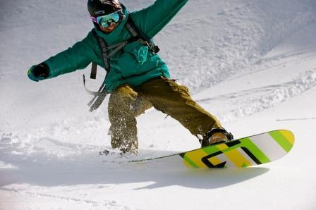 snowboard freeride ou freestyle