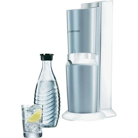 sodastream crystal blanc