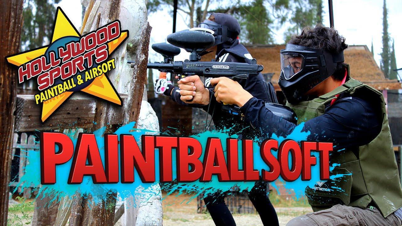soft paintball