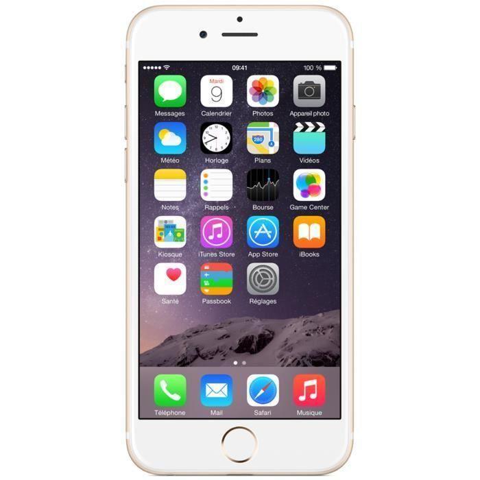 solde iphone 6