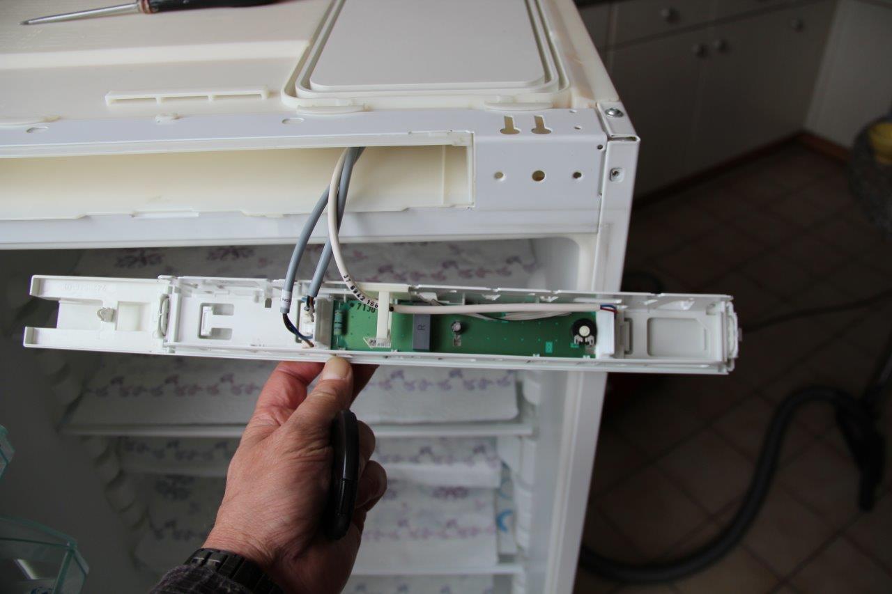 sonde frigo