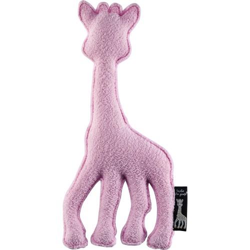 sophie la girafe rose