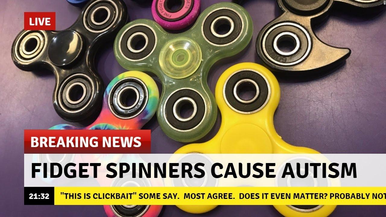 spinner autisme