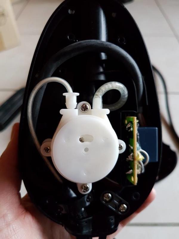 steampod plus de vapeur