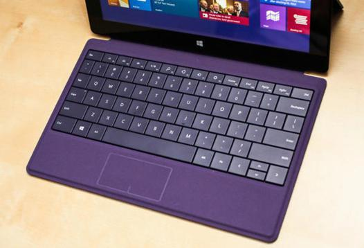 surface pro 2 clavier