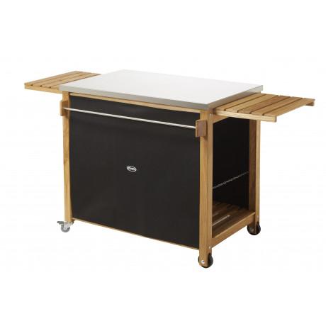 table pour plancha exterieur