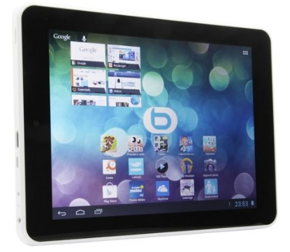 tablette tactile boulanger