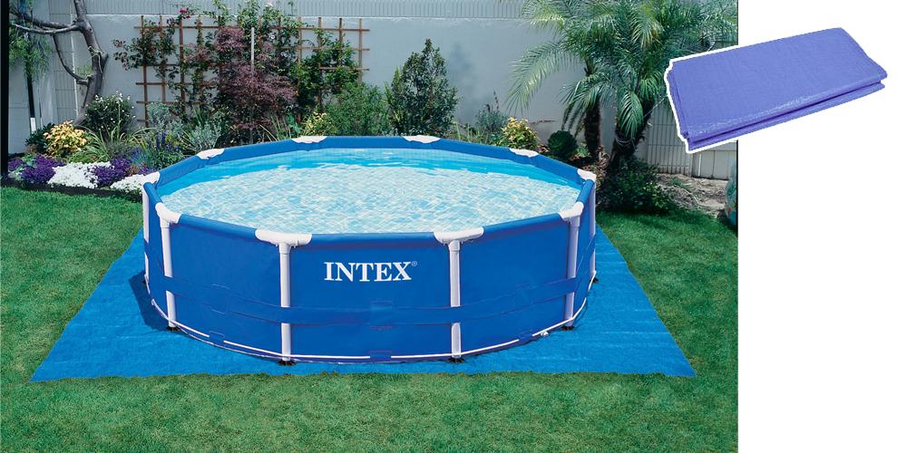 tapis de piscine hors sol