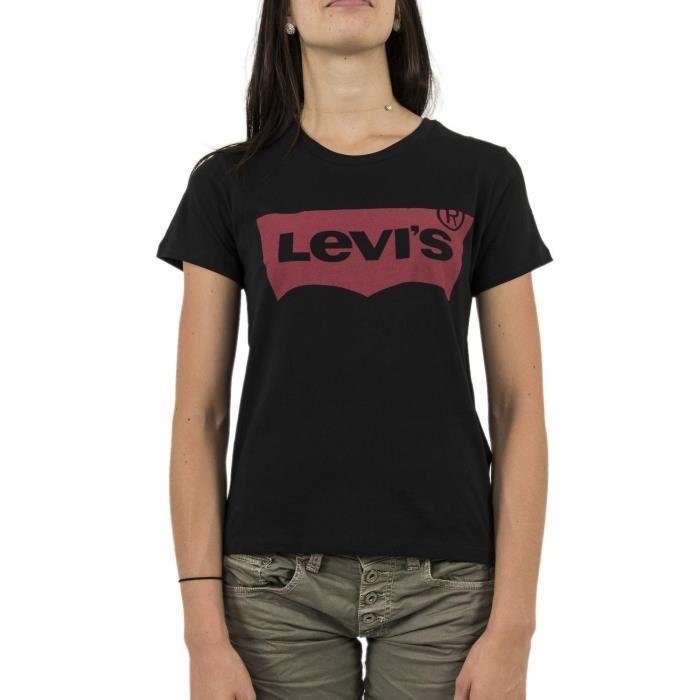 tee shirt levis noir