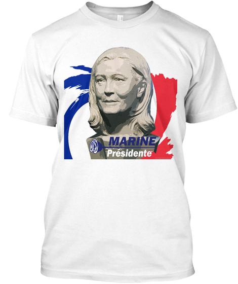 tee shirt marine le pen