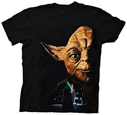 tee shirt yoda