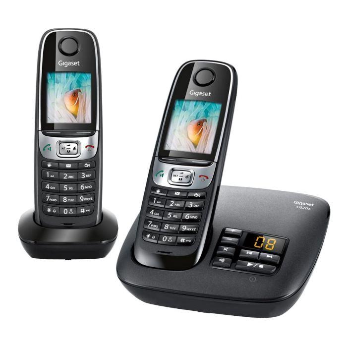telephone duo repondeur