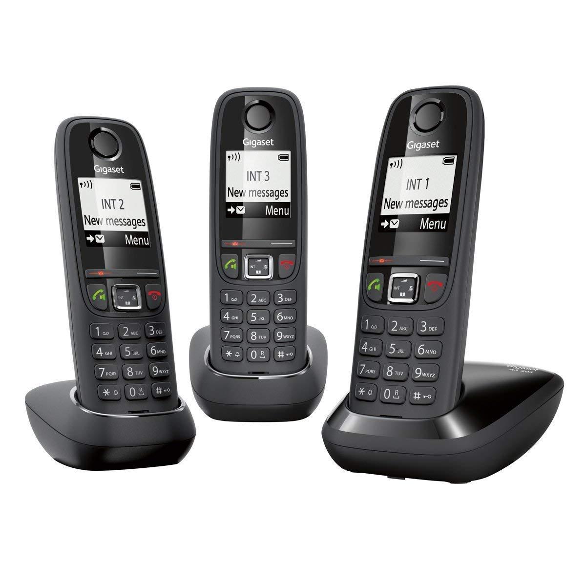 telephone sans fils trio