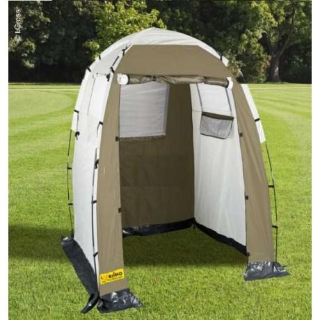 tente douche camping