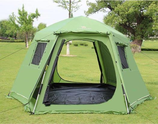tente haute