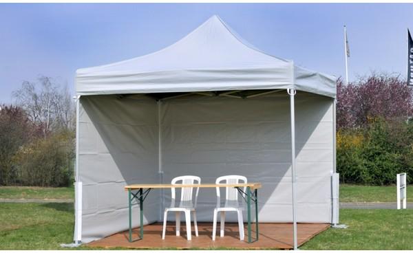 tentes pliables