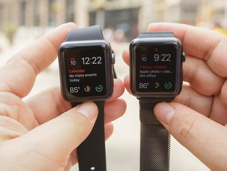test apple watch 2
