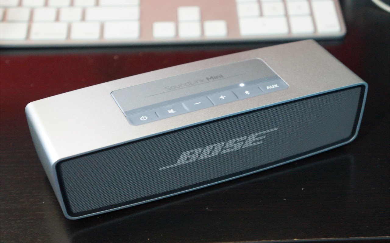 test bose soundlink mini