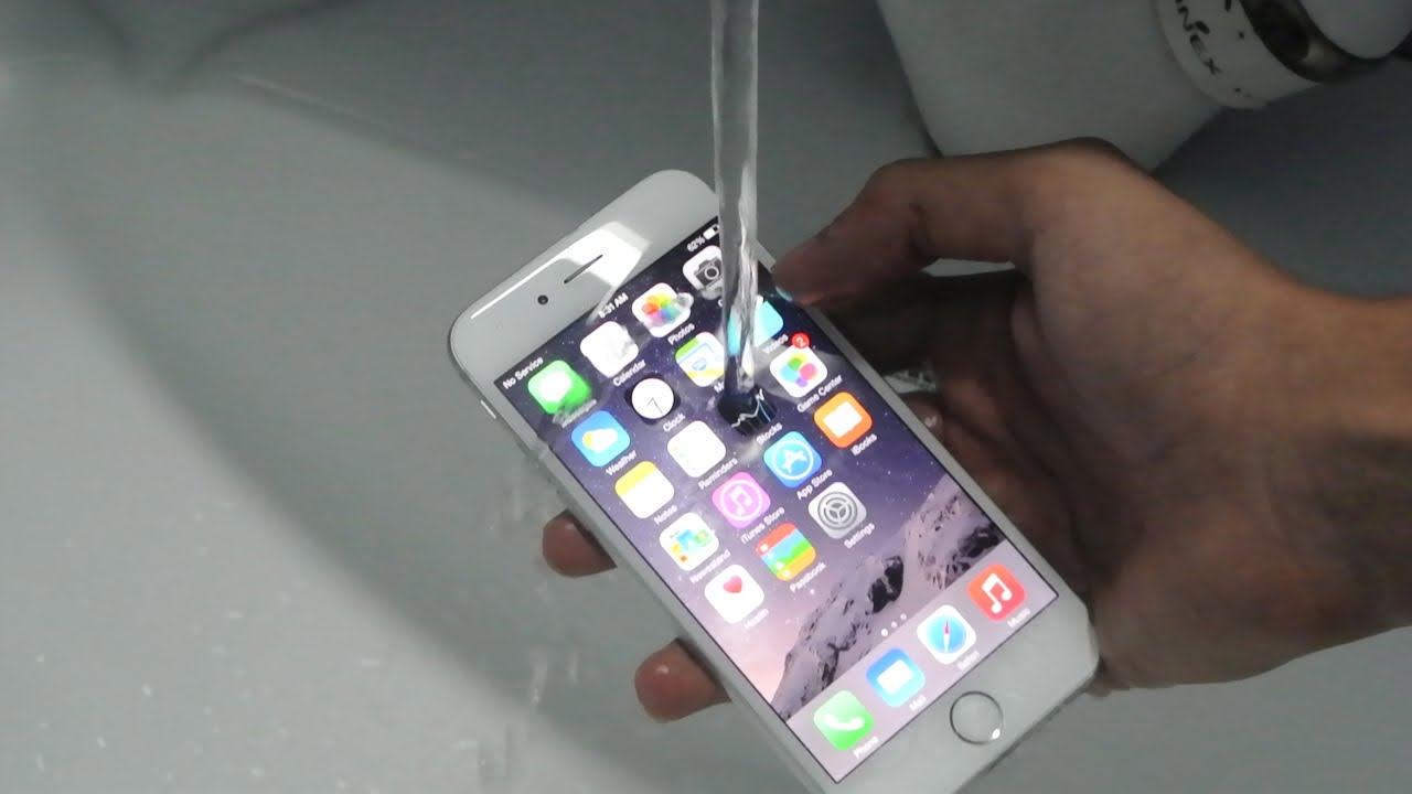 test iphone 6