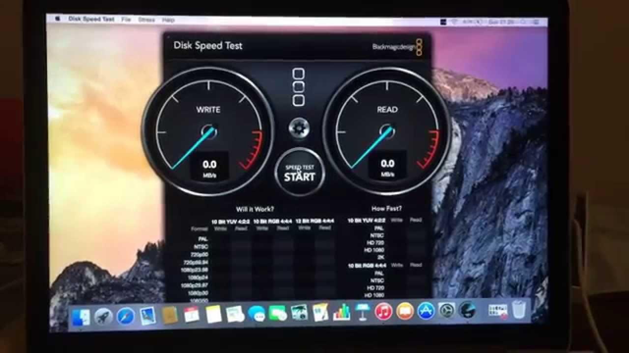test macbook pro 2015