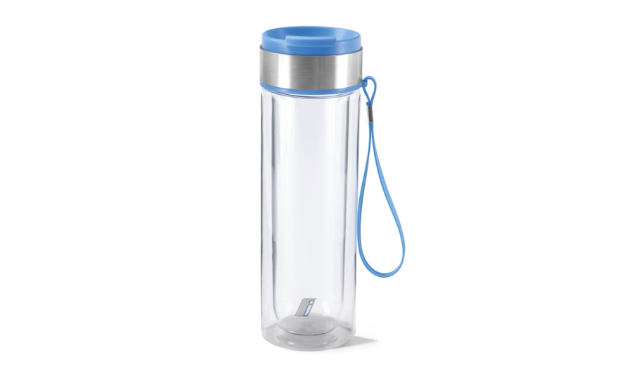 thermos transparent