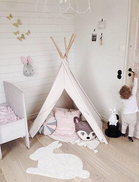 tipi chambre bébé