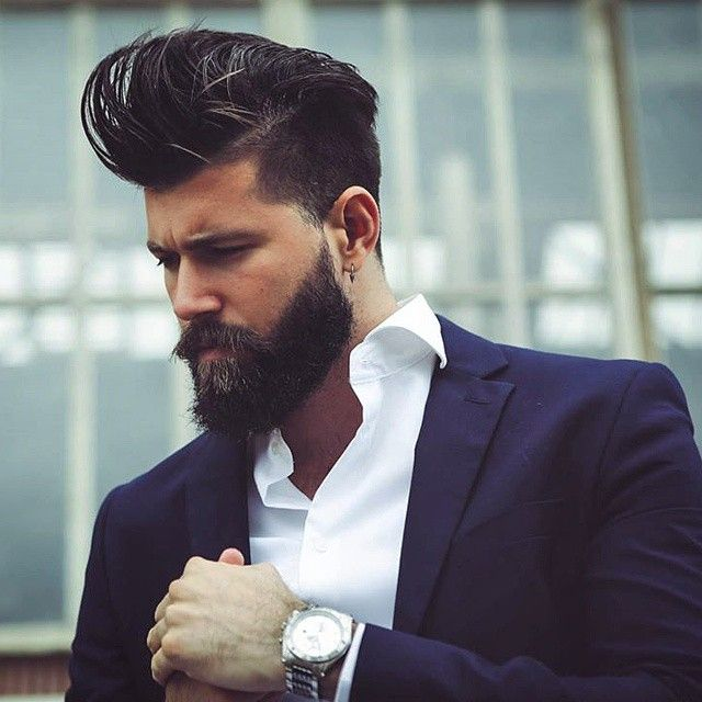 top barbe