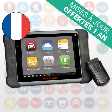 valise diagnostic multimarque