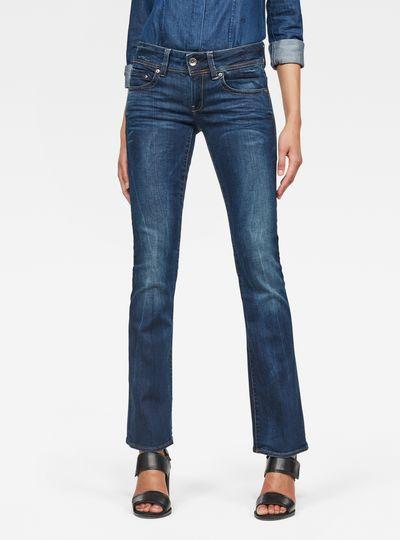 veste en jean femme large