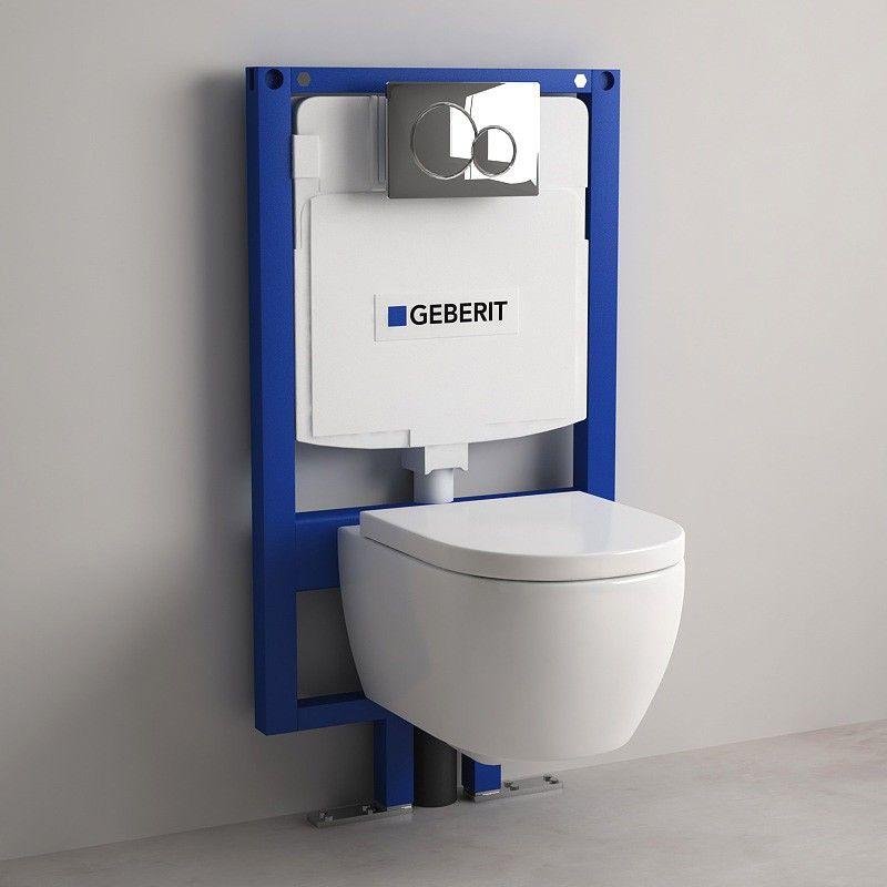 wc suspendu petite profondeur