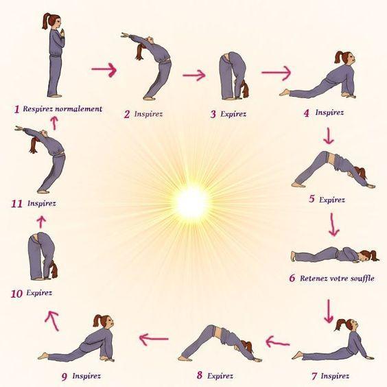 yoga débutant